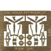 WEM 1/350 Grumman F4F Wildcat (PE 35030)