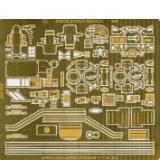 WEM 1/72 Avro Lancaster Interior Details (PE 7227)