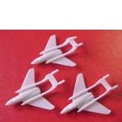WEM 1/700 de Havilland Sea Vixen (AS 7115)