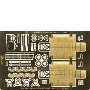 WEM 1/72 Handley Page Halifax Exterior Detail Set (PE 7245)