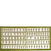 WEM 1/350 Naval Figures (PE 35012)