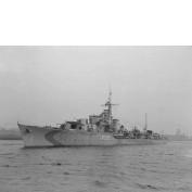 WEM 1/350 HMS Vigilant (R93), V-Class Destroyer (K 3577)