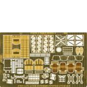 WEM 1/72 Avro Lancaster Exterior Details (PE 7225)