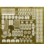 WEM 1/350 USS Nimitz - The Ship (PE 35038)