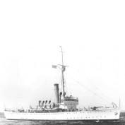 WEM 1/350 USCGC Itasca/Tahoe (K 3584)