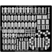 WEM 1/200 Assorted Ship's Ladders (PE 2020)