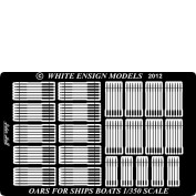 WEM 1/350 Oars for Ships' Boats (PE 35159)