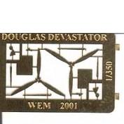 WEM 1/350 Douglas TBD1 Devasator (PE 35031)