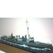 WEM 1/350 USS Reuben James 1941 (K 3554)