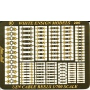 WEM 1/700 USN Cable Reels (PE 785)