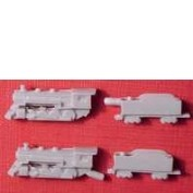 WEM 1/700 2-8-0 Steam Loco Class 2507 (DM 7044)