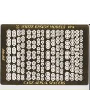 WEM 1/700 - 1/200 Cage Aerial Spreaders (PE 7102)