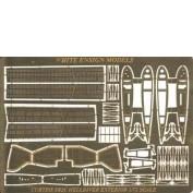 WEM 1/72 SB2C Helldiver Exterior Details (PE 7219)