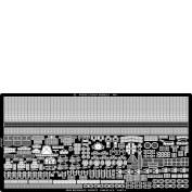 WEM 1/400 Bismarck/Tirpitz (PE4009)
