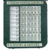 WEM 1/600 RN Doors & Hatches (PE 603)
