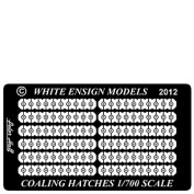 WEM 1/700 Coaling Scuttles (PE 7105)