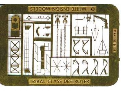 WEM 1/700 Tribal Class Destroyer (PE 709)