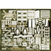 "WEM 1/600 ""Ultimate"" Kriegsmarine Set 3 - Pocket Battleship, Cruiser & Destroyer (PE 633)"