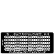 WEM 1/350 Coaling Scuttles (PE 35163)