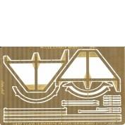 WEM 1/72 Gato Class Stern Details & Prop Guards (PE 7242)