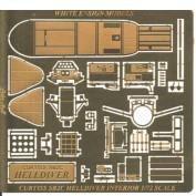 WEM 1/72 SB2C Helldiver Interior Details (PE 7220)