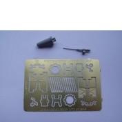 WEM 1/72 USN 20mm Single Oerlikon (PE 7234)