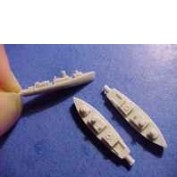 WEM 1/700 50' Steam Pinnace (PRO B020)