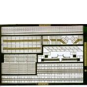 WEM 1/350 Ladders & Walkways (PE 35010)