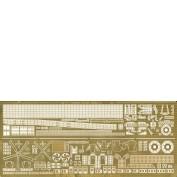 WEM 1/350 Type 23 Frigate - FOR WEM RESIN KIT (PE 35108)