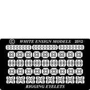WEM 1/72, 1/48, 1/32 Rigging Eyelets (PE 4803)