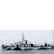 WEM 1/350 HMS Grey Goose (NS 020)