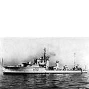 WEM 1/350 HMS Glowworm 1940 (K 3575)