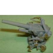 """WEM 1/72 USN 5""""/25 Deck Gun (PE 7237)"""