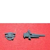 """WEM 1/144 USN 5""""/25 Deck Gun (PE14404)"""