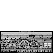 WEM 1/700 Littorio-Class Battleships (PE 7117)