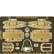 WEM 1/72 Douglas Devastator Exterior Details (PE 7210)