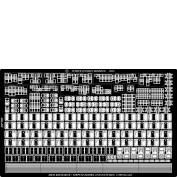 WEM 1/200 Bismarck Doors & Hatches (Bismarck & Tirpitz) (PE 2016)
