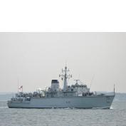 WEM 1/350 HMS Ledbury 1979 (K 3529)