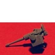 WEM 1/350 USN Mk 38 25mm Chain Gun (PRO 3514)