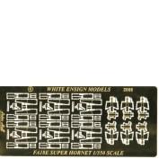 WEM 1/350 FA-18E Superhornet Details (PE 35069)