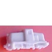 WEM 1/700 U.S. Diesel Loco (DM 7039)