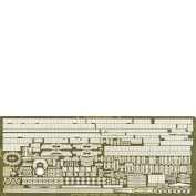 WEM 1/350 Nagato (Hasegawa) (PE 35101)