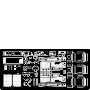 WEM 1/72 Avro Vulcan Exterior Detail Set (PE 7255B)