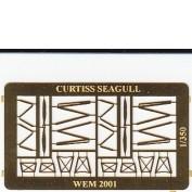 WEM 1/350 Curtiss SOC-3 Seagull Details (PE 35113)