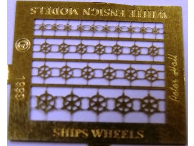 WEM 1/700-1/350 Ships' & Boats' Steering Wheels (PE 736)