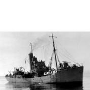 WEM 1/700 Round Table Class Trawler (K 748)