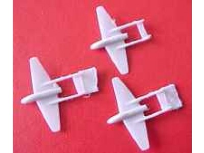 WEM 1/700 de Havilland Vampire (AS 7040)