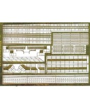 WEM 1/700 Ladders & Walkways (PE 710)