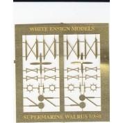 WEM 1/350 Supermarine Walrus Details (PE 35115)